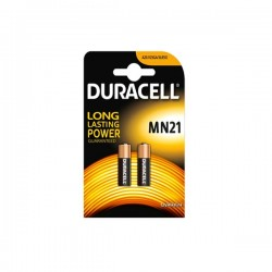DURACELL SECURITY 12V MN21 A23 2τεμ Μπαταρία Αλκαλική